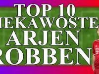 10 Ciekawostek o Arjen Robben
