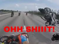 [5] Wypadki drogowe & Faile na Motocyklach