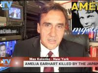 Amelia Earhart Coverup - Zabójstwo Amelii Earhart - Max Kolonko Mówię Jak Jest CC ENG