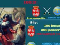 Największe bitwy husarii-Hodów 1:100!