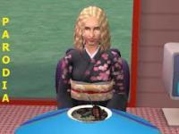 KUCHENNE REWOLUCJE MANDY GĘSTLER - PARODIA [The Sims 2]