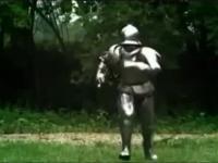 Mobilność średniowiecznej zbroi