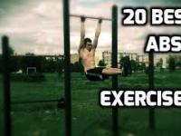 20 NAJLEPSZYCH ĆWICZEŃ na BRZUCH na DRĄŻKU