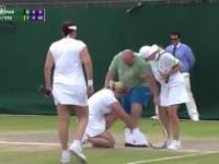 Takiego tenisa jeszcze nie widzieliscie!