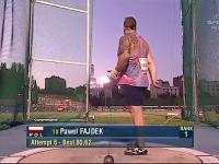 Paweł Fajdek i jego rzut młotem pod nogi nieogarniętego sędziego