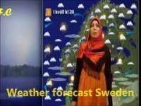 Prognoza pogody w Szwecji i prognoza pogody w Iraku