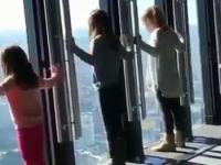 Wszedłbyś na taki taras widokowy? Nowy Jork