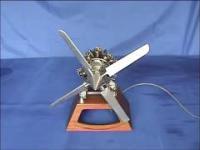 Miniaturowy silnik gwiazdowy