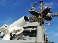 Wojsko: USA zaprezentowały w praktyce supernowoczesny laser