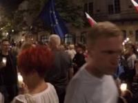 Tysiące Polaków mówi Kaczyńskiego NIE