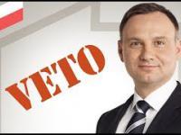 Andrzeju wierzę w VETO (AKCENT PARODIA)
