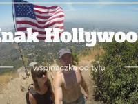 Wspinaczka na znak Hollywood w Los Angeles