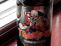 Piwo Trooper dla metalowców