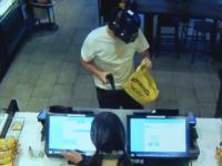 Napad z bronią na Starbucks i nieoczekiwany zwrot akcji
