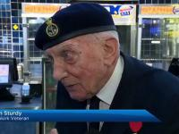 """97-letni kanadyjski weteran i jego przemyślenia po obejrzeniu filmu """"Dunkierka"""""""