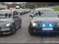 Najszybsze POLSKIE radiowozy policyjne!
