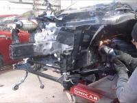 Naprawa powypadkowa po rosyjsku - BMW 4er (F32)
