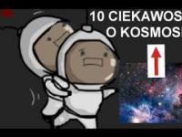 10 ciekawostek o kosmosie.