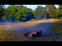 Materiał własny - Dron vs Buggy Car