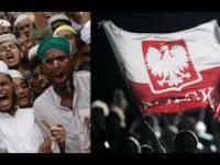 Polski PATRIOTA stanął naprzeciw agresywnych muzułmanów w Berlinie i...? Co robi niemiecka policja?