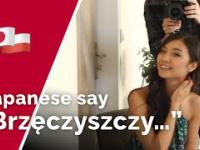 Japonka i jezyk polski
