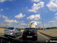 Polska Jazda 5 Niebezpieczne i Chamskie Sytuacje na Drogach...✪
