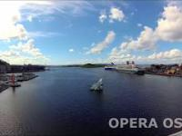 Opera w Oslo [Time Lapse] [4K] [OSLO 2017]