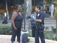 200kg logikia kobiety vs policjant