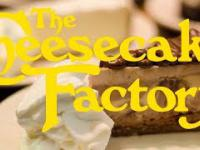 Jedzenie w USA: The Cheesecake Factory