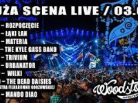 Woodstock na żywo - Duża Scena, dzień 1