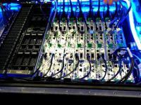 Fujitsu serwer chłodzony cieczą
