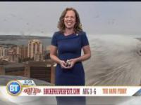 Mewa gigant psuje prognozę pogody