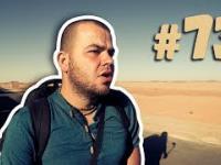 73 Przez Świat na Fazie - Sudan - Droga do Egiptu