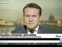 Tarczyński dla France24 o UE i Polsce. MOCNE!