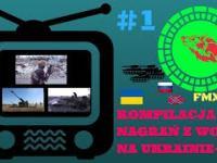Kompilacja nagrań z wojny na Ukrainie-1