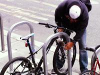 Policja ustawia pułapkę na złodziei rowerów
