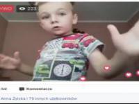 Co robią dzieci na Facebooku? Rozkręcają wielką imprezę
