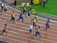 Dramat Usaina Bolta nagrany na żywo przez kibica na stadionie
