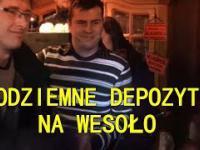 Eksploracja na wesoło: Podziemne depozyty ( Mirosław Figiel TAGEN.tv )