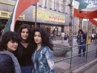 Iran w latach 70-tych, za panowania postępowego szacha Pahlaw