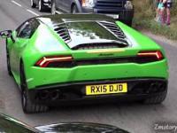 Super Samochody Na Zlotach - Piękne Dźwięki Silników ❤️