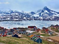 W czerwcu 100-metrowe tsunami uderzyło na Grenlandii - świat milczy