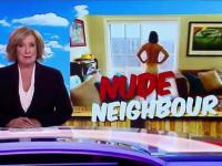 Australijczyk walczy o mrożone okna