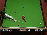 20 lat temu Ronnie O'Sullivan wygrał najszybszym 147 w historii snookera