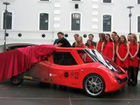 Studenci z Łodzi zaprojektowali samochód na słońce!