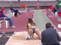 Litewskie mistrzostwa lekkoatletyczne - najlepsze momenty