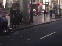 Zamach terrorystyczny w Barcelonie-ISIS Przyznało się do zbrodnii