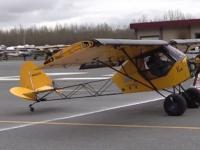 Konkurs STOL, najkrótszy start i lądowanie