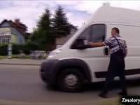 Polska Jazda 10 Agresywne i Chamskie Zachowania na Drogach...✪
