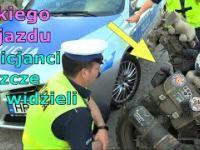 Policjanci zatrzymali przedstawiciela reprezentacji Polski w stylu Rat Bike